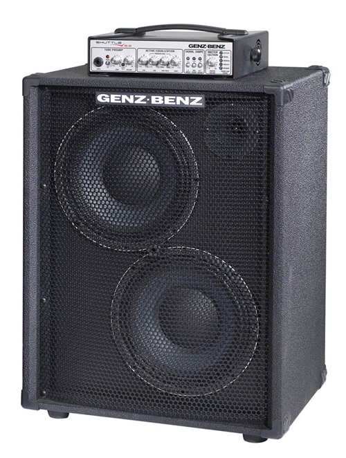 genz benz bass amplification bass combos shuttle stl6 0 210t basses amps lightweight. Black Bedroom Furniture Sets. Home Design Ideas