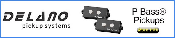 Bass Direct Pickups : delano pickups for bass guitar fender musicman jc4 5 6 jmvc pc 4 al pmvc single coil ~ Russianpoet.info Haus und Dekorationen