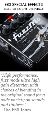 ebs effects fuzzmo for sale uk eu bassdirect bass guitar accessories warwick on offer. Black Bedroom Furniture Sets. Home Design Ideas