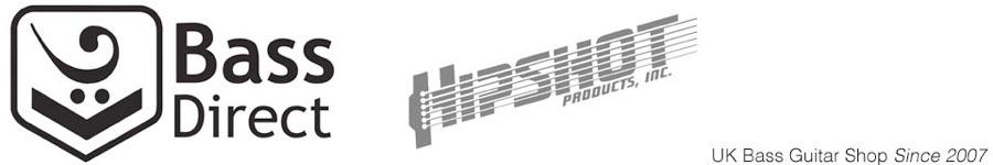 Hipshot, Bridges, Tuners, Ultralight, Brass, Aluminium