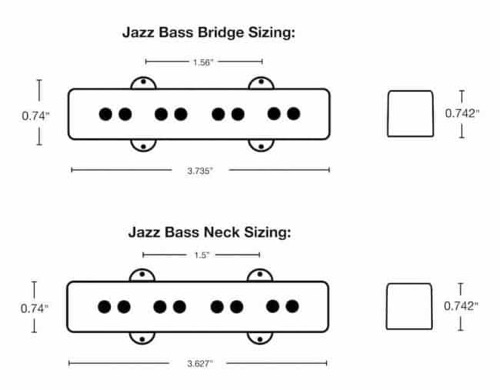 lindy fralin pickups  exclusively at bass direct p jazz