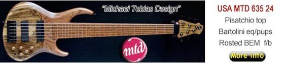 mike tobias mtd sold basses kingston heir z zx sratoga crb rh bassdirect co uk Bass Guitar Pickup Wiring Fender Musicmaster Bass Wiring Diagram