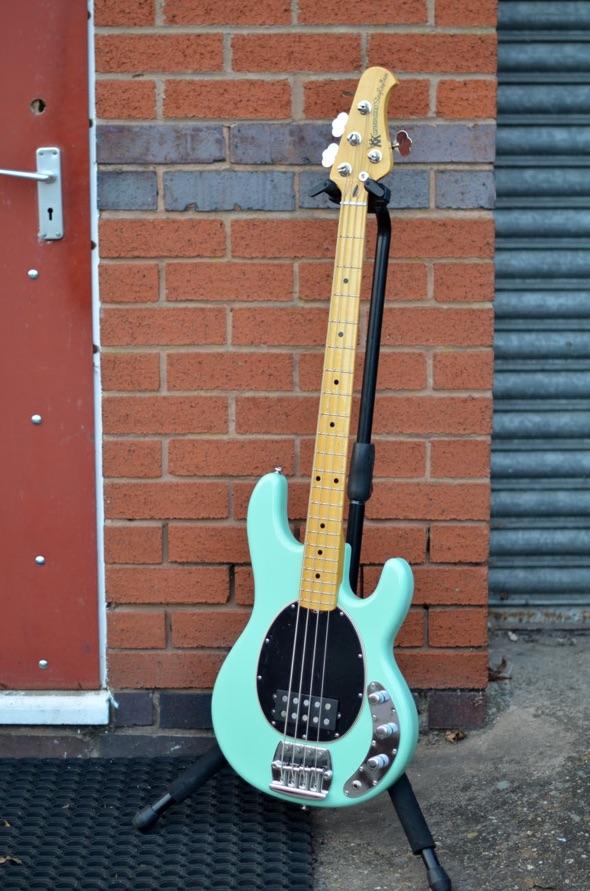 Musicman Bass Bridge Chrome