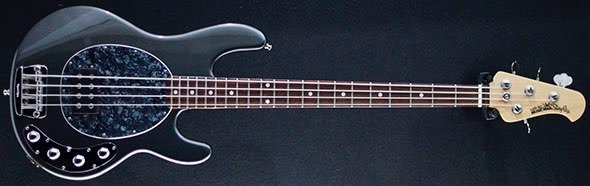 ernie ball musicman stingray 4 4h 2008 teal 3 eq for sale uk bass direct warwick. Black Bedroom Furniture Sets. Home Design Ideas
