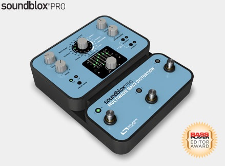 effects pedals at bass direct source audio soundblox multiwave distortion and pro for bass. Black Bedroom Furniture Sets. Home Design Ideas