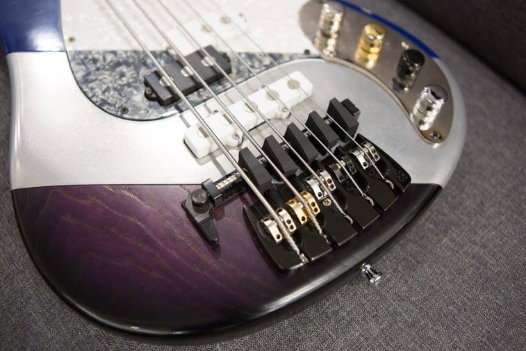 Bass Strings Mute : the bass mute 4 5 6 string chrome black gold grossman mute gruv gear fumo bassdirect ~ Hamham.info Haus und Dekorationen
